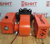 Многотопливная горелка ДАРРА 100 кВт